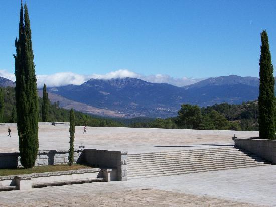 Valle de los Caídos: Picturesque views