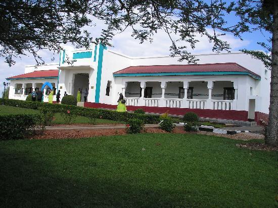 Butare, Rwanda: Le musée d'histoire