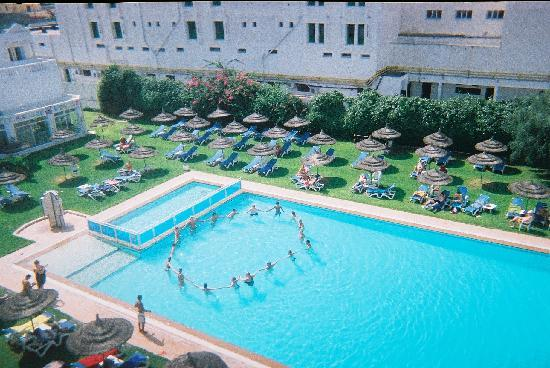 Hotel Bel Air: Pool exercise