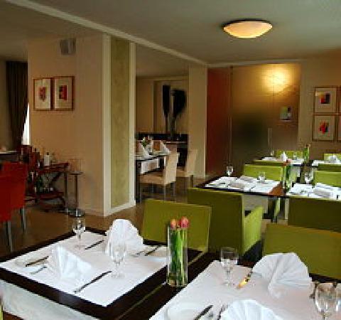 Hotel Palmenbad: Hier frühstückt man gern