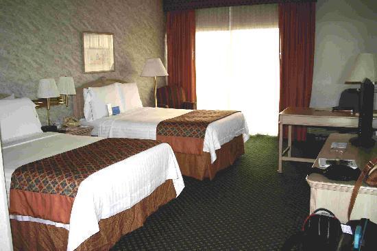 Fairfield Inn Albuquerque University Area: schöne saubere Zimmer