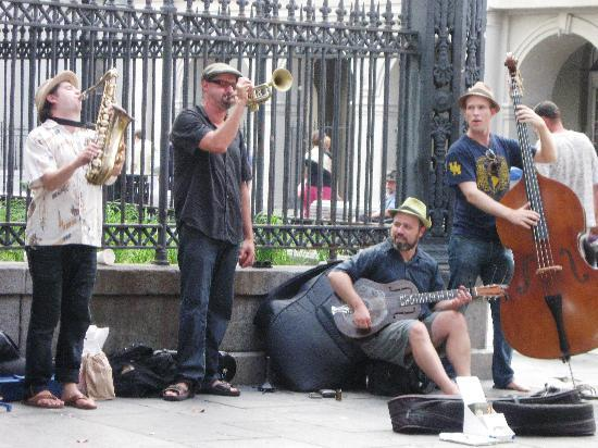 New Orleans, LA: Musicians