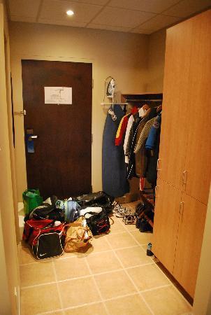Hotel Le Navigateur : Le hall d'entrée
