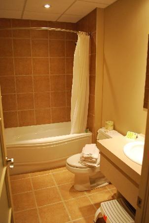 Hotel Le Navigateur : La salle de bain