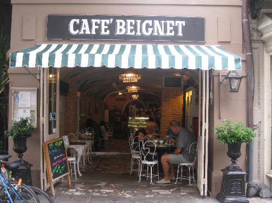 New Orleans, LA: You must try the Beignets!