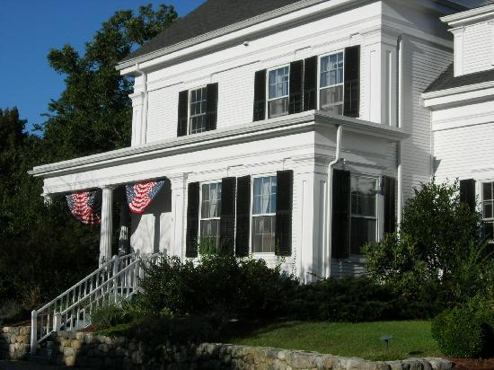 Yarmouth Port, MA: Liberty Hill Inn