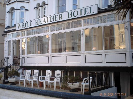 White Heather Hotel: As nice inside as outside
