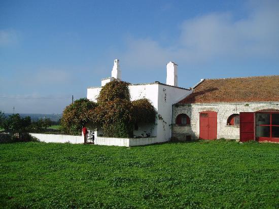 Masseria Murgia Albanese: la chiesetta