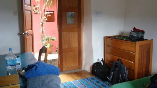 Casa de la Gringa: The Green Room