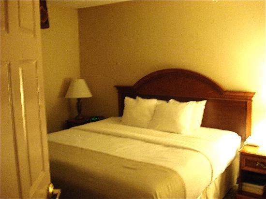 Holiday Inn & Suites Milwaukee Airport: master bedroom