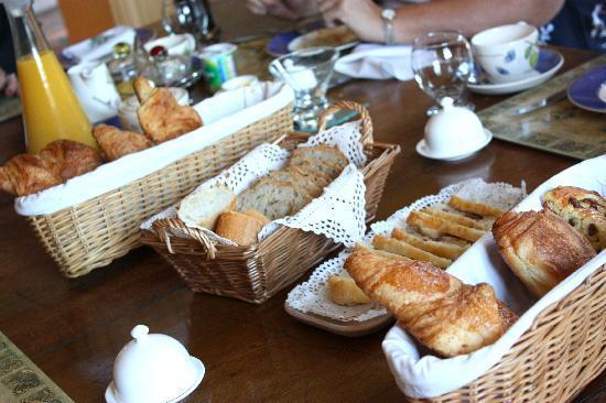 Breakfast at La Guillotiere