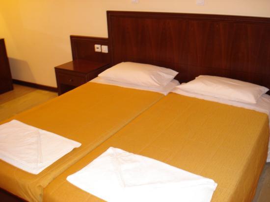Terezas Hotel: Bed