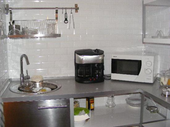 Bilborooms: Cocina