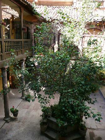 Sumac Wasi : The courtyard