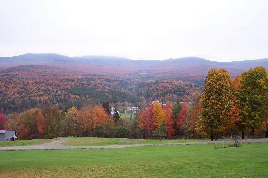 Worcester, VT : From the front porch