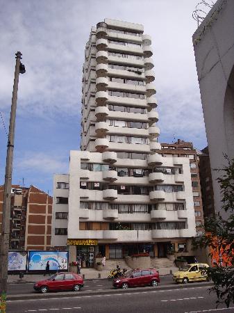 Hotel Estelar Suites Jones: Bogota  Mid Town