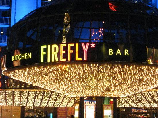 Firefly Kitchen & Bar : Firefly* from Fremont Street