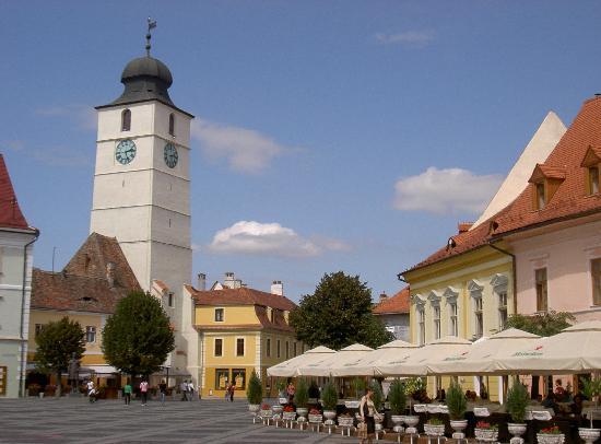 Secret Transylvania Guest House: Sibiu