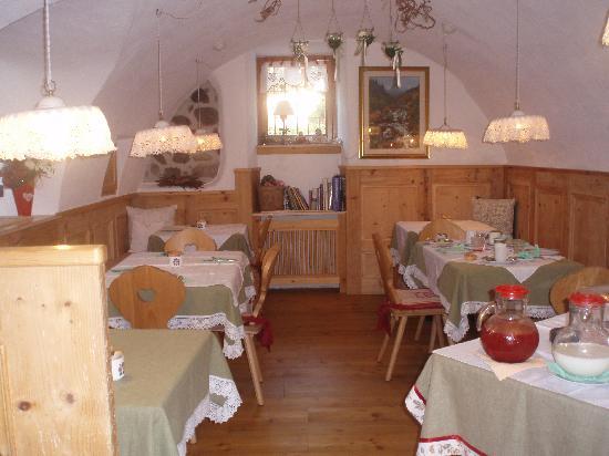 Hotel Salvanel: sala colazioni