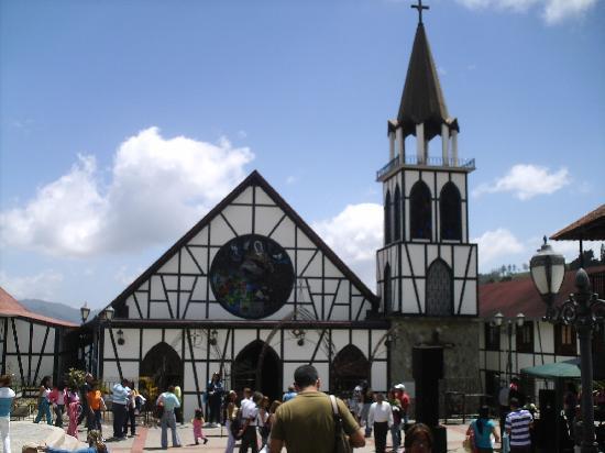 La Colonia Tovar, Venezuela: Town Church