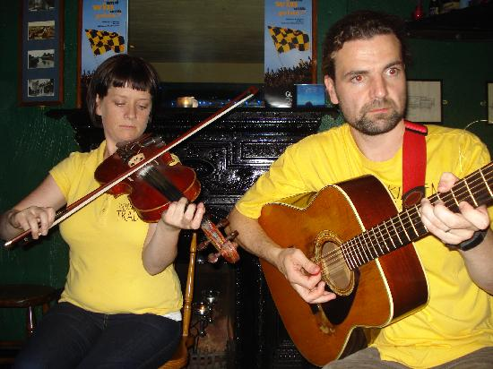 Kilkenny, Ireland: Joe and Trish