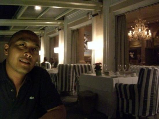 The Tudor Hall Restaurant - an Alain Ducasse restaurant
