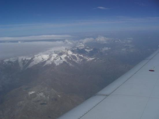 Reggio Emilia, อิตาลี: Fly out over the Italian Alps