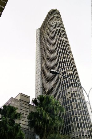 Italian Building : Back in 2003 the highest building in Sao Paulo