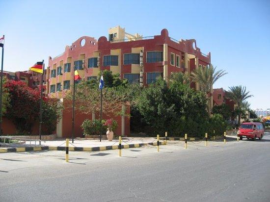 Sun & Sea Hotel: hotellet våres