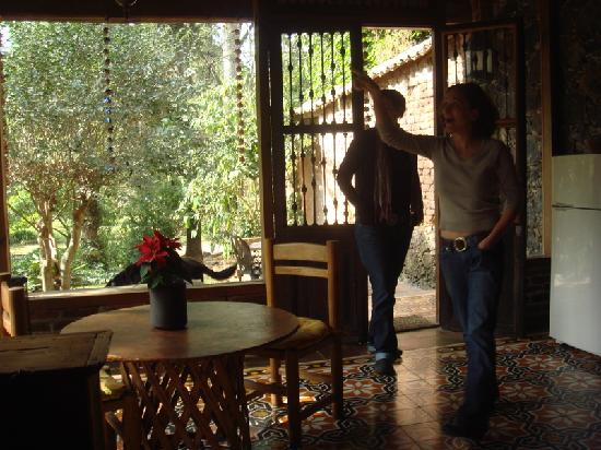 Casa Werma: Inside the Casita