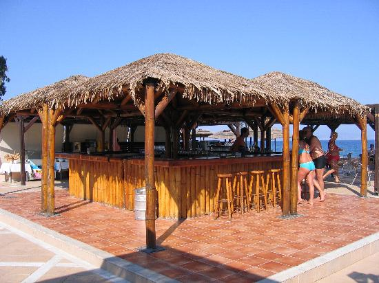 Avra Beach Resort Hotel - Bungalows: Beach Bar