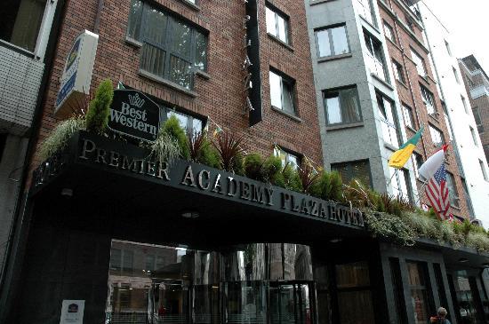 Academy Plaza Hotel Dublin Picture Of Academy Plaza Hotel Dublin