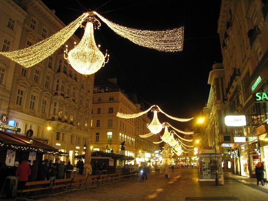 Hotel Altstadt Vienna: Christmas in Vienna