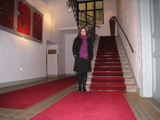 Hotel Altstadt Vienna: Altstadt lobby