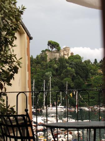Belmond Hotel Splendido : View from our room