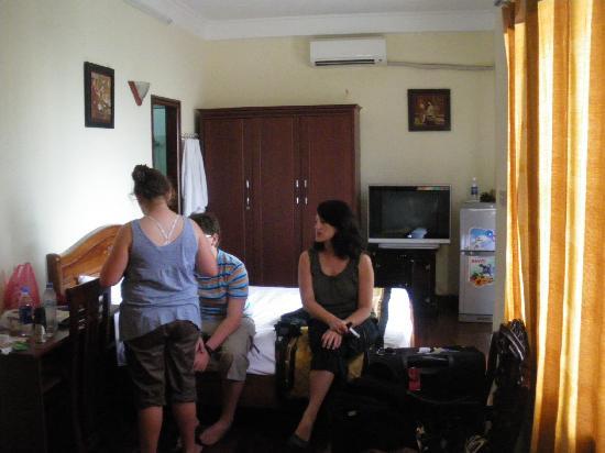 Hanoi Old Centre Hotel: Family room