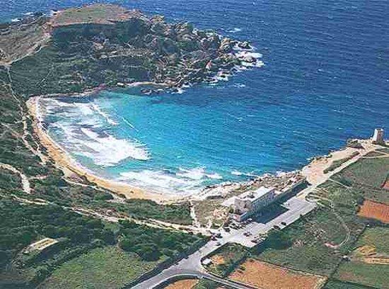 Mellieha, Malta: Malta Ghajn Tuffieha Bay