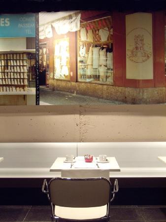 Casa Camper Hotel Barcelona: Case Camper cafe