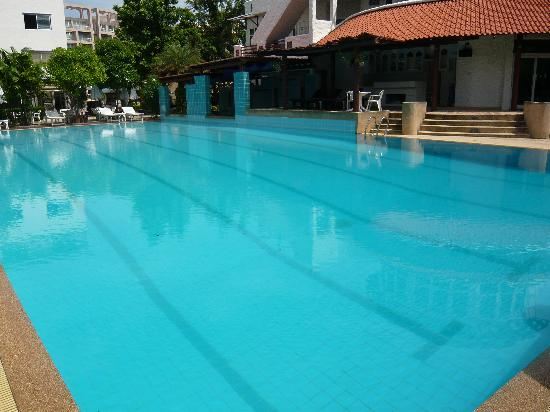 My Way Hua Hin Music Hotel: A beautiful pool