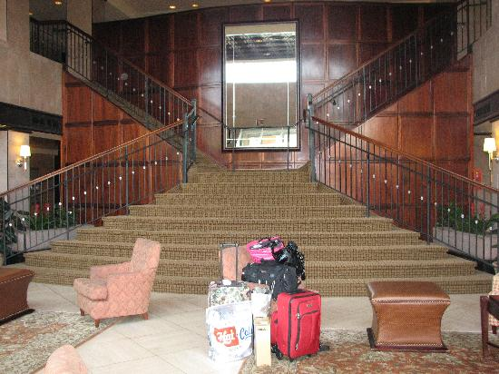 Sheraton Eatontown Hotel: hotel interier