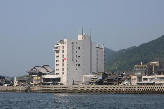 Tomo Seaside Hotel : 全景ー2