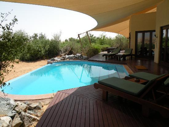 Al Maha, A Luxury Collection Desert Resort & Spa : Private Pool
