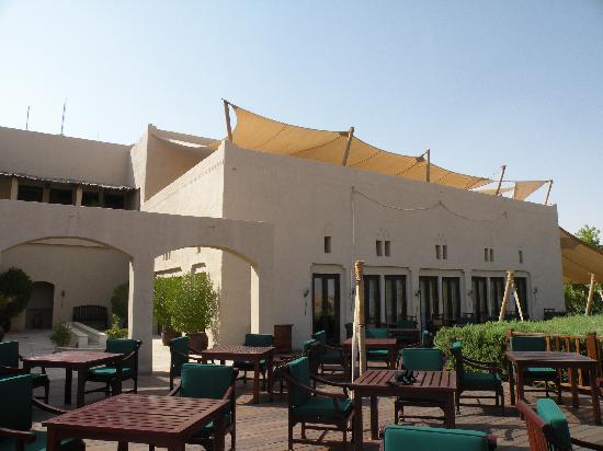 Al Maha, A Luxury Collection Desert Resort & Spa: Restaurant