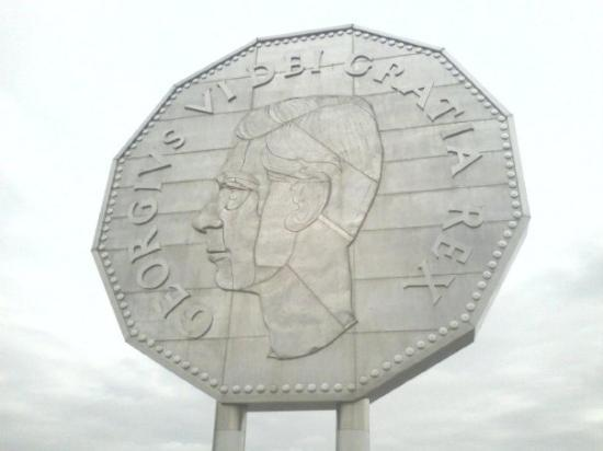 The Big Nickel