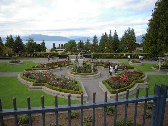 卑诗大学植物公园