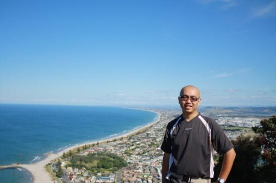 Maunganui Beach: Me @ Mount Maunganui