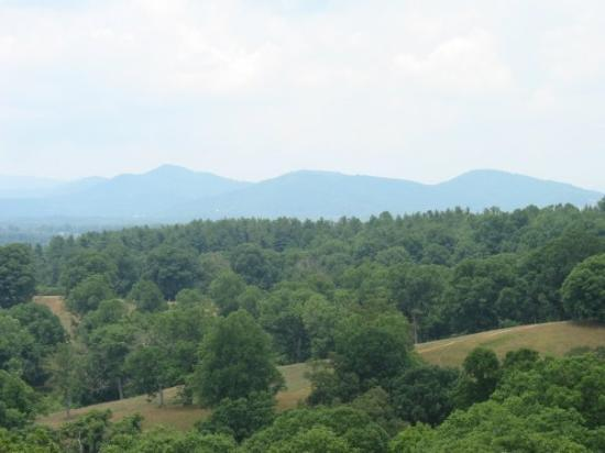Blue Ridge Mountains Picture Of Asheville North Carolina