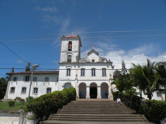 Sao Sebastiao, SP: Igreja de São Francisco - São Francisco church Bairro São Francisco - São Sebastião. São Franc
