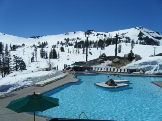 Spa at squaw creek olympic valley ca top tips before - High camp swimming pool squaw valley ...
