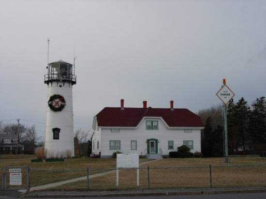 Chatham Lighthouse ภาพถ่าย